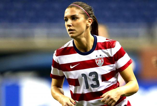 Calendar Year Us Soccer : World player of the year should go to golden girl morgan